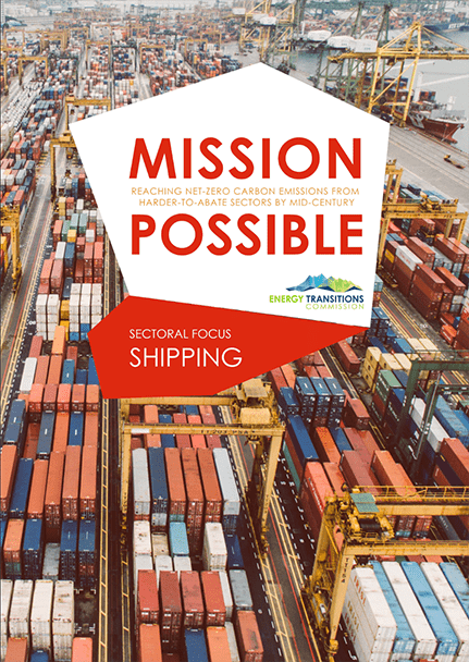 Mission possible shipping