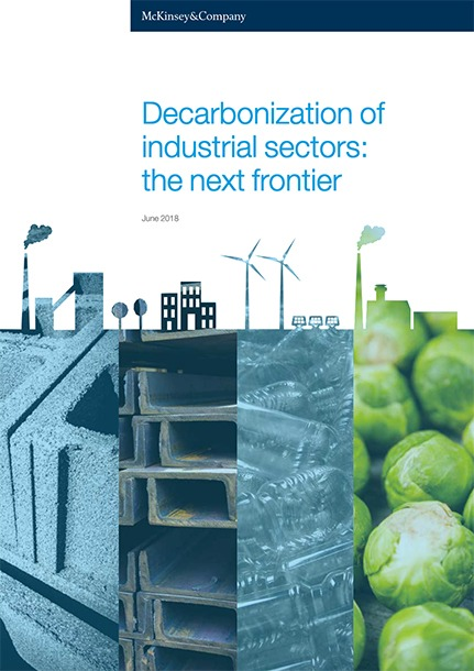 decarbonization of industrial sectors